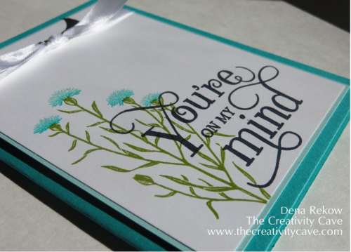 Wild about Flowers, That Thing you Did by Stampin Up