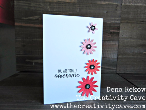 CASe This Sketch 154 using Stampin Up's Grateful Bunch Bundle