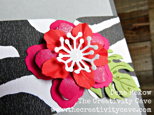 Awesome projects using Stampin Up's Botanical Blooms and Go Wild DSP.  Video Tutorial on my blog with supply list and dimensions!