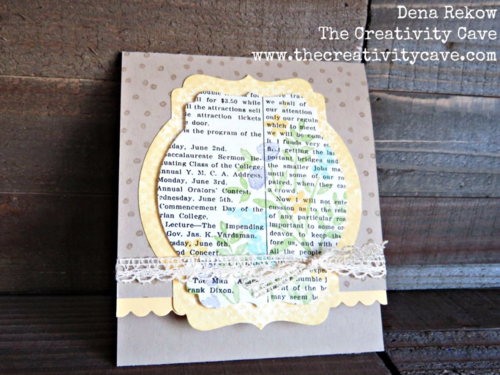 Check out the Video on my blog on how to make fun Pop Up Surprise Cards using Stampin Up's Number of Years Stamp Set!