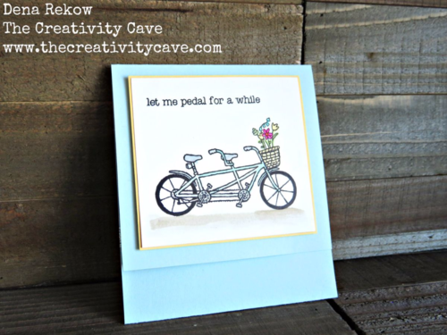 Check out the Video on my blog on how to make fun Pop Up Surprise Cards using Stampin Up's Petal Pusher Sale-a-bration Set