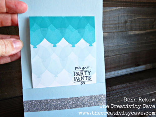 Check out the Video on my blog on how to make fun Pop Up Surprise Cards using Stampin Up's Smarty Pants Sale-a-bration Set