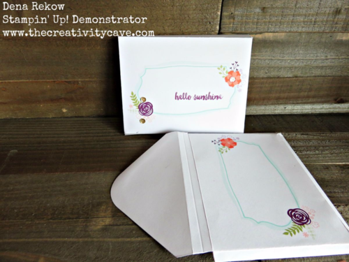 Check out how easy it is to create a Box of Cards using Stampin Up's Paper Pumpkin Kit.  VIdeo tutorial on my blog!