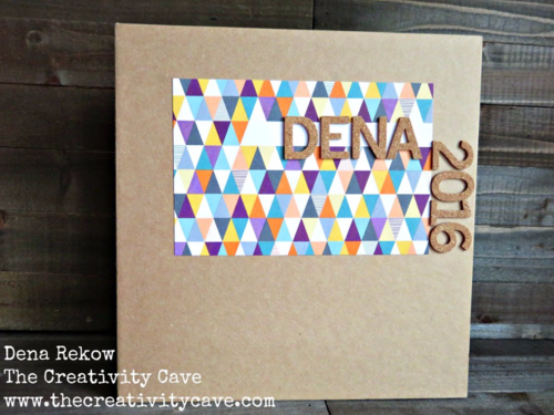 VIdeo tutorial on how to make an Everyday Life Project Life album/journal using Project LIfe by Stampin Up Card Kits