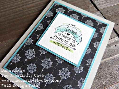 Video tutorial on how to create this simple Masculine Card using Stampin Up's Going Global Stamp Set and Going Places DSP Paper Stack