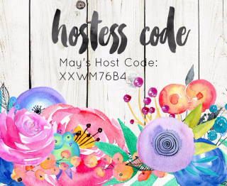 May 2017 Hostess-Code