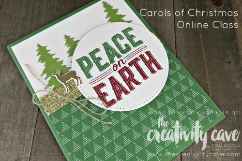 Carols of Christmas Online Class