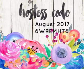 Use August 2017's host code when your order is under $150 for treats from The Creativity Cave with every order, plus become a VIP Rewards Member! www.thecreativitycave.com