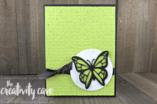 Awesome Video Tutorial for this simple card on my blog using Stampin Up's You Move Me bundle at www.thecreativitycave.com and check out the other awesome projects from that same video, too! #stampinup #thecreativitycave
