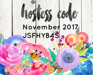 Nov 2017Hostess-Code
