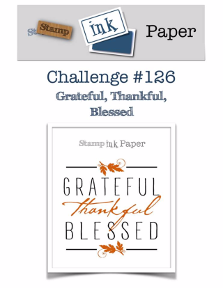 Check out my take on this week's SIP Challenge including a fantastic video tutorial using Stampin Up's Stampin Blends and Count Your Blessings and Paisleys and Posies Stamp Sets on my blog at www.thecreativitycave.com #stampinup #thecreativitycave #thankful #grateful #blessed #Countyourblessings #Stampinblends
