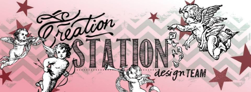 Creation Station Valentine Banner