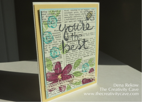 You're the Best by The Creativity Cave by Dena Rekow