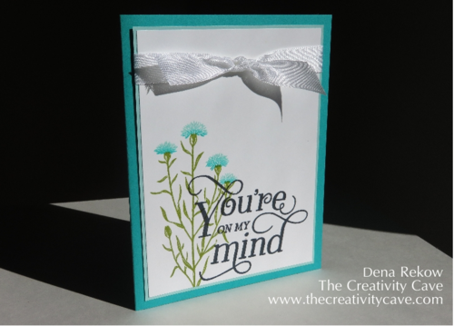 Wild about Flowers and That Thing You Did by Stampin Up