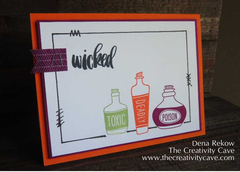 Stampin up Sweet Hauntings-001