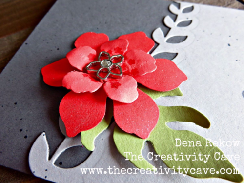 TGIF Challenge 37 using Stampin Up's Botanical Blooms Bundle and Hello Sale-a-bration Stamp set