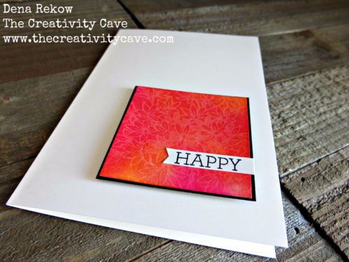 Check out how cool the Magic Stamping Technique is using Stampin Up's Awesomely Artistic Stamp Set.  Video tutorial on my blog with lots more samples!