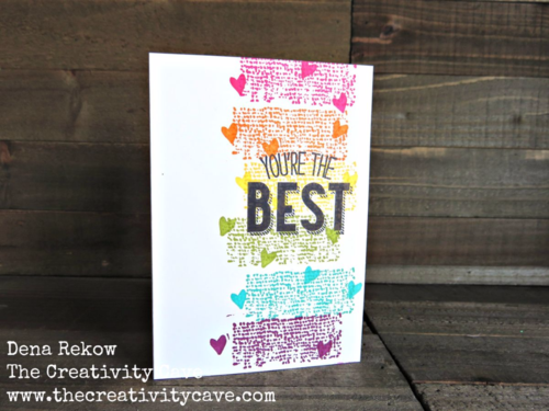 Awesome Video showing the versatility of the Timeless Textures stamp set by Stampin up on my blog with tons of inspiration!