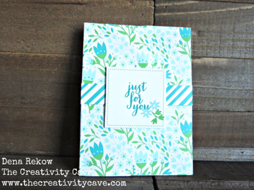 Check out the Video Tutorial on alternative ideas for April's Paper Pumpkin Kit on my blog! Plus when you sign up with The Creativity Cave, you'll receive 8-12 FREE Alternative Project Tutorials each month!