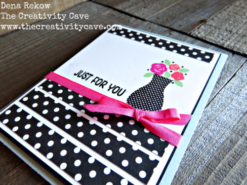 Check out the video tutorial with great tips for making this adorable card using the Floral Wings stamp Set from Stampin Up!