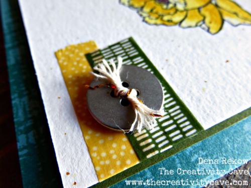 Great Video Tutorial on my blog for making cards with Washi Tape and Stampin Up's You've Got This Stamp Set!!