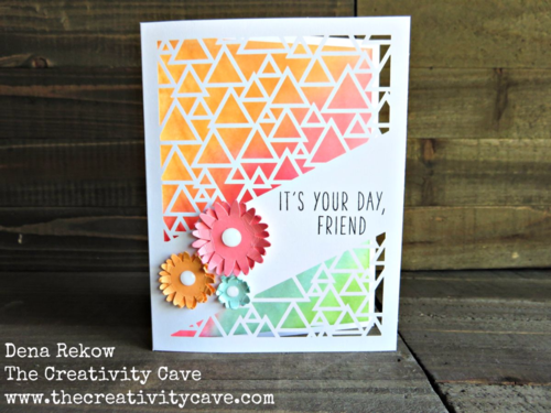 Video tutorial for this gorgeous card using Stampin Up's Paper Pumpkin Kit on my blog!