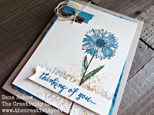 Check out the video on how to make this awesome card.  Lots of cool tips included in the video for Touches Of Texture Stamp Set from Stampin Up on my blog: www.thecreativitycave.com #stampinup #thecreativitycave #wwyschallenge #handmade #touchesoftexture