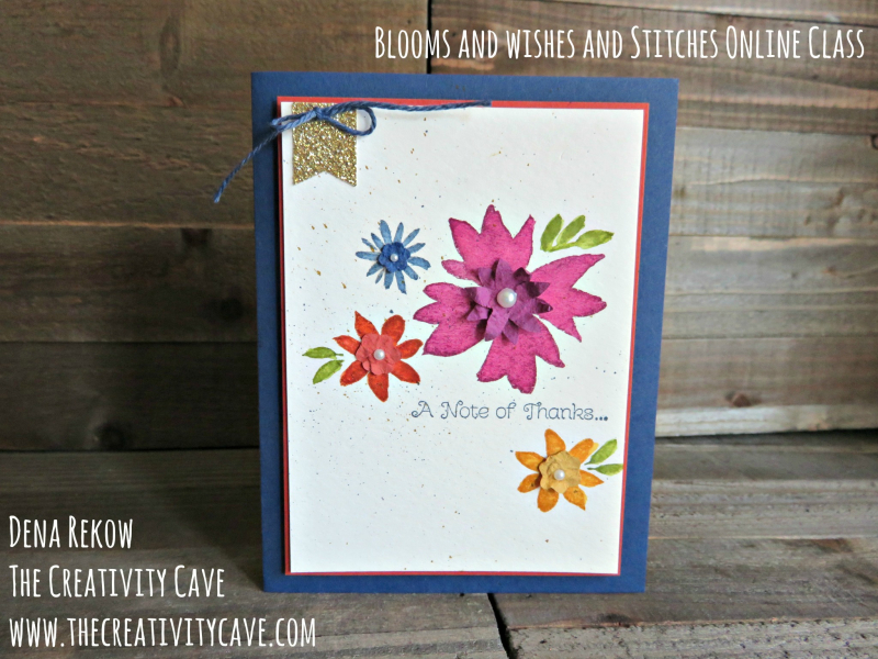 Blooms & Wishes Online Class