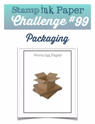 Check out my video tutorial on a cute package for all kinds of things at www.thecreativitycave.com #stampinup #thecreativitycave #cooltreats