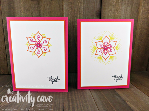 Check out my video for 8 different projects using Stampin Up's Eastern Palace Premiere Bundle on my blog: www.thecreativitycave.com and don't forget when you order the Premiere Bundle plus the Gold Natural Trim, you'll receive a FREE PDF tutorial with 25 card tutorials plus a FREE online Class from me when you use host code, XXWM76B4 by May 31st.  Deets on my blog.  #stampinup #thecreativitycave #easternpalacepriemierebundle #easternpalace