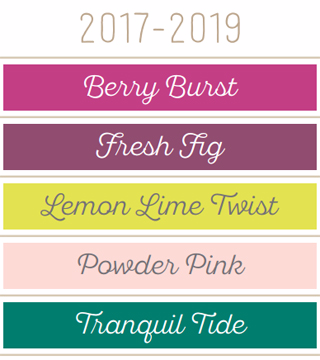 2017 18 In COlors