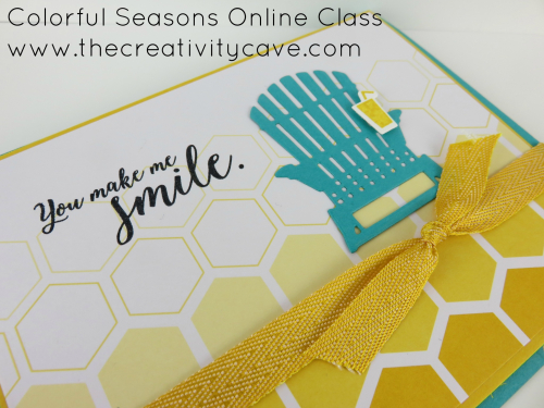 Colorful Seasons Online Class