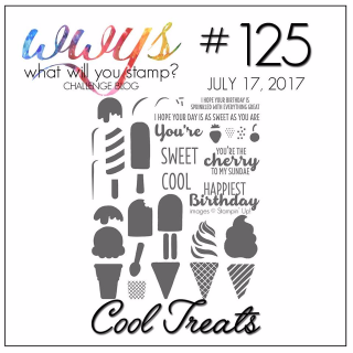 Check out my video tutorial for this fun set on my blog at www.thecreativitycave.com #stampinup #cooltreats #thecreativitycave