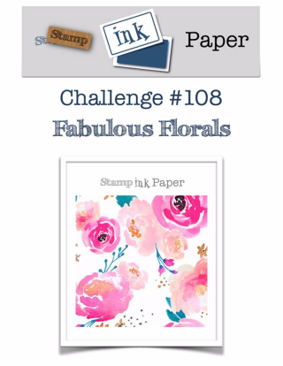 Check out my video tutorial for this fun theme on my blog featuring Stampin Up's New Beautiful Bouquet Stamp set at www.thecreativitycabe.com #stampinup #beautifulbouquet #thecreativitycave