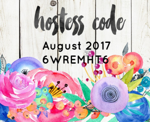 Hostess-Code August 2017