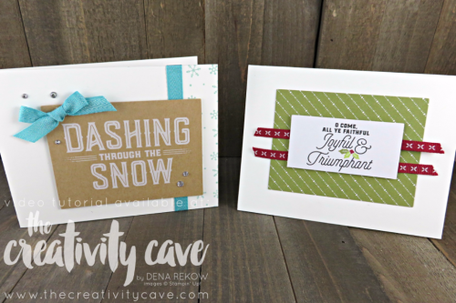 Check out this and several other cards from my FB Live creating cards for fall and Quick and Easy Christmas Cards using Stampin Up's Creep It Real, Hello Friend, Orange Blossom, Merry Little Labels, Tags and Trimmings Stamp sets and Merry Little Christmas Memories and More Card Set at www.thecreativitycave.com #stampinup #thecreativitycave #Memoriesandmore #merrylittlechristmas #quickandeasy #handmadegreetingcards #Halloween #Trickortreat #create #cardmaking #bigshot #seasonaltagframelits #Orangeblossom #Merrylittlelabels
