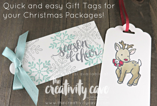 Check out this week's Facebook Live for Christmas Tags, NON-Christmas Cards created with Christmas Supplies, and more!  www.thecreativitycave.com #stampinup #thecreativitycave #christmastags #iconicchristmas #shakercard #create #tags #scalloptagtopper #create #handmadegreetingcards