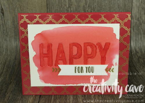 Experiements in Brusho on my FB Live from Jan 22--catch all the creations including a replay of the video on my blog at www.thecreativitycave.com #stampinup #thecreativitycave #brusho #techniques #amazingyou #papercrafting #diy #watercolor #techniques #fblive #crafting #create #diy #rubberstamping