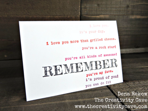 Super cute and easy notecards using Stampin Up's Words of Truth Stamp Set!  Video Tutorial on my blog with fun tips!