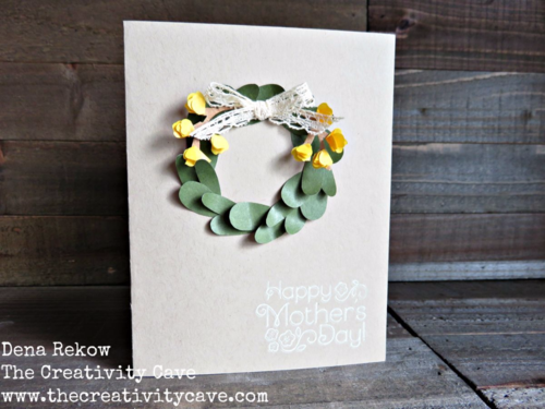 Video tutorial for an alternative Project using left-overs from April's Paper Pumpkin Card Kit from Stampin Up!