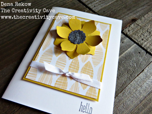 Video tutorial on how to make 40+ cards from one Project Life by Stampin Up Card Kit