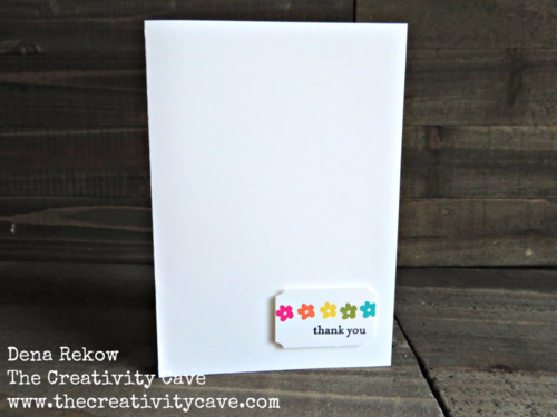 Video tutorial on how to make a variety of super simple cards that take 3-5 minutes to create using Stampin Up's Cupcake Party Stamp Set!
