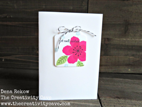 Video tutorial on how to make a variety of super simple cards that take 3-5 minutes to create using Stampin Up's Botanical Blooms Stamp Set!
