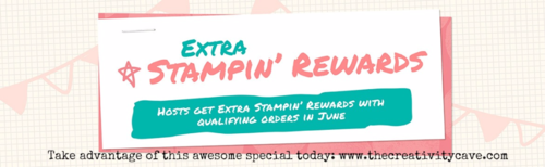 Earn Extra Rewards in June at The Creativity Cave!