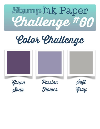 Check out the awesome video I created for my take on this awesome color challenge from SIP on my blog at www.thecreativitycave.com #stampinup #SIPChallenge #thecreativitycave #colorchallenge #handmade