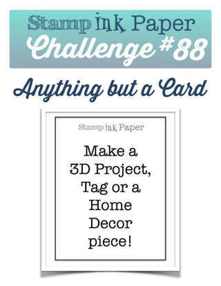 Check out my take on this challenge on my blog: ww.thecreativitycave.com complete with a Video Tutorial! #stampinup #thecreativitycave #SIPChallenge