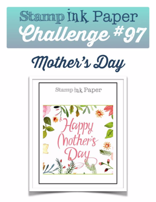 Video tutorial for my Mother's Day card on my blog using Stampin Up's Eastern Palace Bundle at www.thecreativitycave.com #stampinup #thecreativitycave #easternpalace