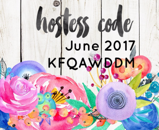 Hostess-Code June 2017'
