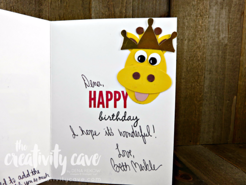 Fabulous cards I received in the mail from my customers and friends for my Birthaday (and a few other occasions)!  Grateful for the thoughts!! www.thecreativitycave.com #stampinup #thecreativitycave