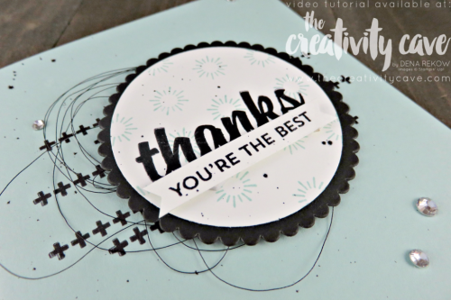 Check out the alternative projects to go with this month's Paper Pumpkin Kit on my blog at www.thecreativitycave.com complete with a video tutorial #stampinup #thecreativitycave #july2017Paperpumpkinkit